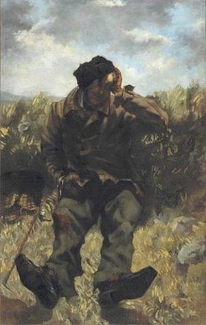 Gustave Courbet - The Vagabond