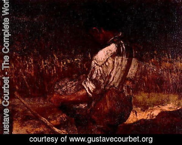 Gustave Courbet - The Stonebreakers 3