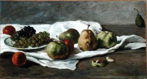Apples, pears and grapes