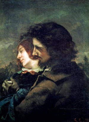 The Happy Lovers, 1844