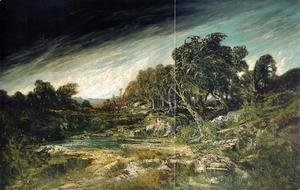 Gustave Courbet - The Approaching Storm