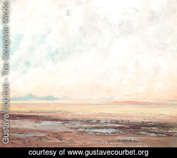 Gustave Courbet - Marine I
