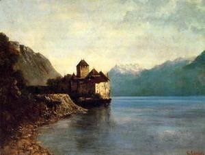 Gustave Courbet - Chateau du Chillon