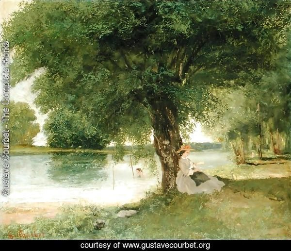 The Charente at Port Bertaud 1862