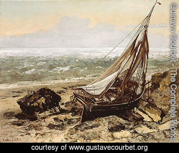 The Fishing Boat 1865