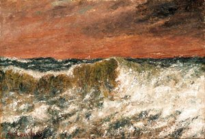 Gustave Courbet - La vague