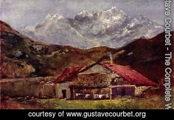 Gustave Courbet - The refuge