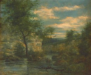 Gustave Courbet - Riverside